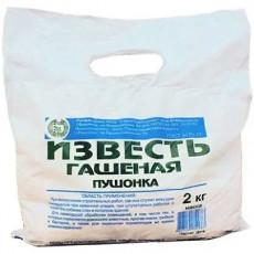 Вапно гашене  Пушонка (1 кг) (уп-20шт)