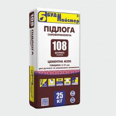 ДОЛИВКА-108/GOODBASE Підлоги наливні 3-15мм (25 кг)(48 шт.п)
