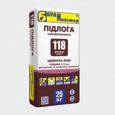 ДОЛИВКА-118/EVENBASE Підлоги наливні 3-15мм (25 кг) (п-48шт)