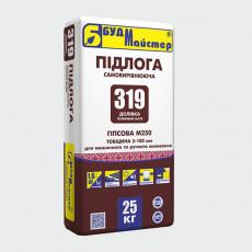ДОЛИВКА-319/TECHNOBASE GS  суміш для підлоги 5-100мм (25 кг)