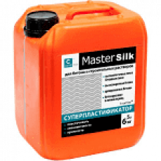 Coral MasterSilk пластификатор для бетона 10л
