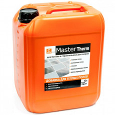 Coral MasterTherm добавка для теплого пола 10л