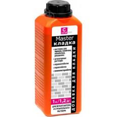 Coral MasterКладка добавка для раствора1л(уп-20шт)