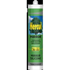 Герметик-клей HERCUL MIRROR д/зеркал б/ц (280 мл)(уп-24шт)