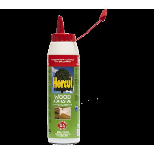 Клей  HERCUL для древесины.Wood Adhesive( 500гр)(уп-12шт)