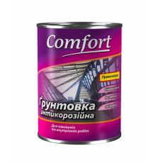 """Грунтовка """"СOMFORT"""" ГФ-021 сіра (0,9кг)(уп-6шт)"""