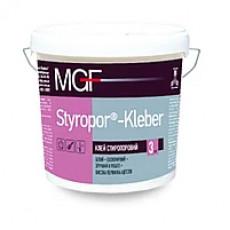 MGF Клей для стиропора М-18 (1 кг)(уп-8 шт)
