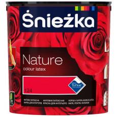 Снєжка Натура 124T Букет троянд 2,5л