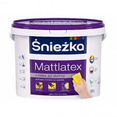 Снєжка  Mattlatex (1,4 кг)(п-432шт.)