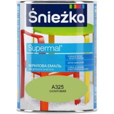 Супермалий акрилова СГ А325 салатова (0,8л) (уп-8 шт.)
