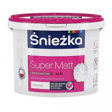 Снєжка  Super Matt (1,4 кг) )(уп-6шт.) (п-432шт.)