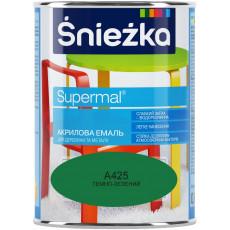 Супермалий акрилова ШГА425 т.зелена (0,8л) (уп-8 шт.)