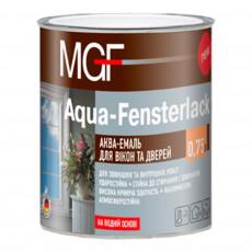 MGF Акваемаль для вікон і дверей Aqua-Fensterlack (0.75л)