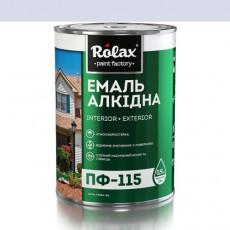 Емаль ПФ-115 502 алюмінієва (0,9 кг) (уп-12шт.)