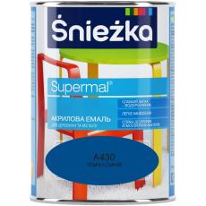 Супермалий акрилова СГ330 індиго (0,8л) (уп-8 шт.)