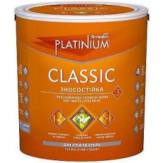 Sniezka Platinium Classic (2.5л/3,4кг)