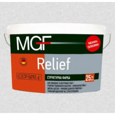 MGF Фарба структурна RELIEF (25кг)