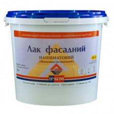 Лак ФАСАДНИЙ IP-15 шовковисто-матовий (10л)
