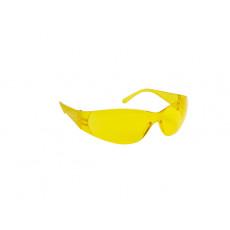 2721 Окуляри відкриті захисні з жовтими лінзами/I-FIT