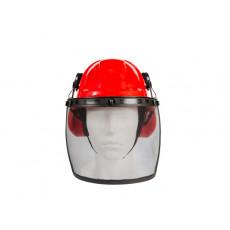 2120 Комплект лісника (ABS),Червона, без вентиляції,FOREST