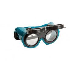 2780-01 Окуляри закритий. защіт.для зварювання, з зел. і прозорого. лінзами 1-го оптич. класу VULKAN VISION