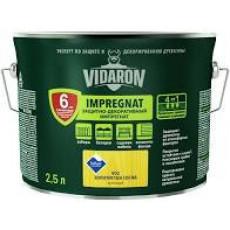 Vidaron Імпрегнат V02 золота сосна (2,5л)