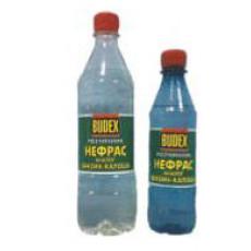 Нефрас BUDEX (бензин калоша) 245гр (уп-20шт)