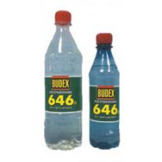 Розчинник 646 БП BUDEX  4л  (уп-4шт)