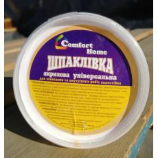 """Шпаклевка акриловая """"COMFORT"""" белая (0,25) (уп-24шт)"""