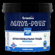 Акрил-Путц шпаклівка FS20 (27 кг)(п-24шт.)