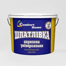 """Шпаклевка акриловая """"COMFORT"""" белая (1,5) (уп-6шт)"""