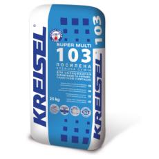 103 MULTI SUPER Клей для плитки усиленный 25кг (п-42шт)