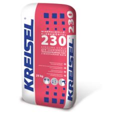 230 MW KLEBERMOERTEL Клей для минеральной ваты 25кг (п-42шт)