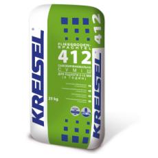 412 Смесь для пола самовыравнивающая 3-15 мм FLISS BODENSPACHTEL 25кг (п-42шт)