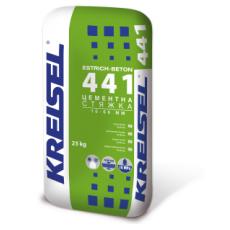 441 ESTRICH-BETON Цементная стяжка М-15 25кг (п-42шт)