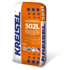 502L KALKZEMENT-MASCHINENPUTZ Машинна цементно-вапняна легка штукатурка (25кг) (п-42шт)
