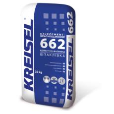 662 KALKZEMENT SPACHTELMASSE Шпаклевка цементо-известковая 25кг (п-42шт)