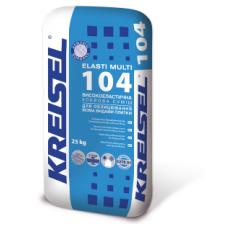 104 MULTI ELASTI Клей для плитки эластичный 25кг (п-42шт)