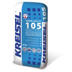 105 GRES MULTI Клей для керамогранита 25кг (п-42шт)
