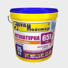 ТИНК-651 1,5мм Штукатурна суміш декор.акріл.камешек (25 кг)